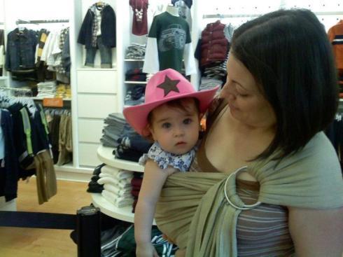 Maya Wrap Cowgirl