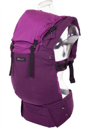 lillebaby COMPLETE Purple/Pink