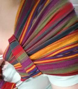 maya wrap comfort fit shoulder new